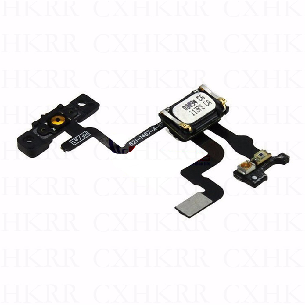 XIANHUAN For IPhone 4s Proximity Light Sensor On / Off Parts Power Switch Button Flex Ribbon Cable