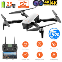 8811 RC Drone Professional GPS 5G Quadcopter with Camera 4K Wifi RC Quadcopter Foldable Optical Flow Dron RC Helicopters