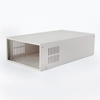 Cyfrowy zasilacz case S06A S06D dla RD6006 RD6006W konwerter napięcia tylko metalowa obudowa shell nie zawiera zasilania tanie i dobre opinie Elektryczne S06A S06D Digital keyboard Cyfrowy wyświetlacz 0-6A 0-60v 310*172*86mm 110*173*87mm - 10- 40 ℃ 0-60 00V DC 0-6 000A