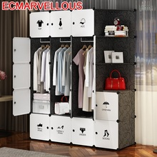 Ropa Penderie Placard Almacenamiento Armario Armazenamento Meuble De Rangement Mueble Bedroom Furniture Closet Cabinet Wardrobe