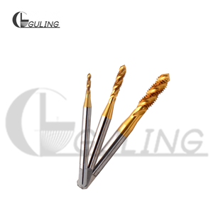 Image 5 - 2PCS 5PCS HSSE Right Hand With Tin Sprial Fluted Titanize tap M3 M3.5 M4 M4.5 M5 M5.5 M6 M7 M8 M9 Metric Screw Thread taps