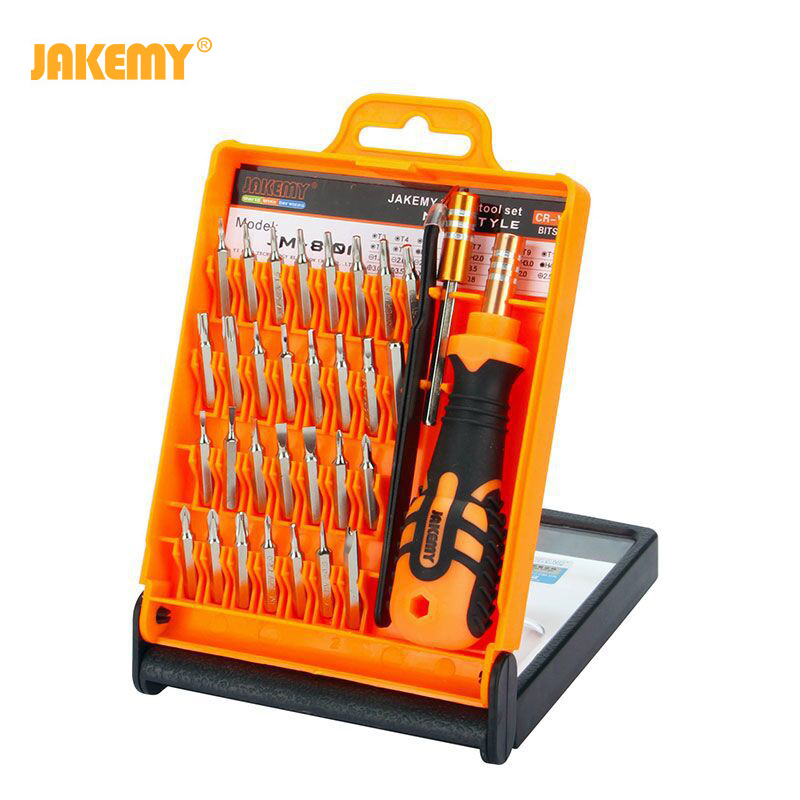 33 in 1 Precision Screwdriver Set Disassemble For Tablets Phone Computer Laptop PC Watch Mini Electronic Repair Tools Kit