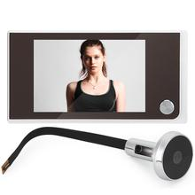 Door-Camera Peephole-Viewer Video Digital 120 Degree-Angle