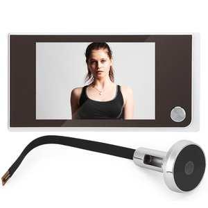 Door-Camera Peephole-Viewer Video Digital 120 Degree-Angle