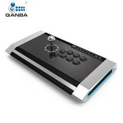 Qanba Q3 PS4-01 Obsidian джойстик для playstation 3/4 и ПК Профессиональный игровой джойстик