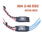 1PCS 30A 2-4S ESC Sp...