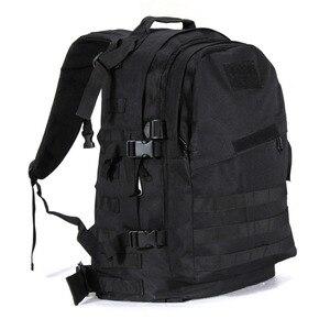 Image 4 - Wysokiej jakości PUBG Playerunknowns Battlegrounds poziom 3 instruktor plecak Outdoor expedition wielofunkcyjny plecak płócienny