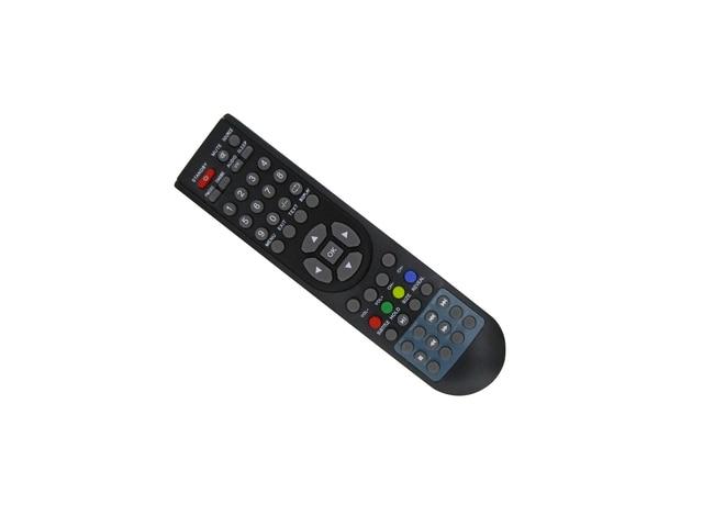 Remote Control For Ansonic LCD 229TDTW & Quadro 32AB11 32AB15 32AB22 32AB26 & Schneider L2308U DV TV3211 LCD HDTV TV