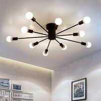 Led Pendant Lights Modern Pendant Lamp Industrial Lamp Spider Lamp Living Room Bedroom Kitchen Dining Room Lights E27 85V 285V