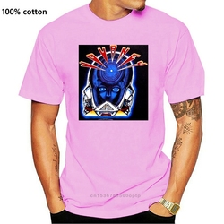 JOURNEY Retro T Shirt Tour Concert 1983 Frontiers POP ROCK Band Men Size Cool Casual pride t shirt men Unisex Fashion tshirt