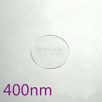 400nm Long Pass Filter / Cut Filter OD4-T90%