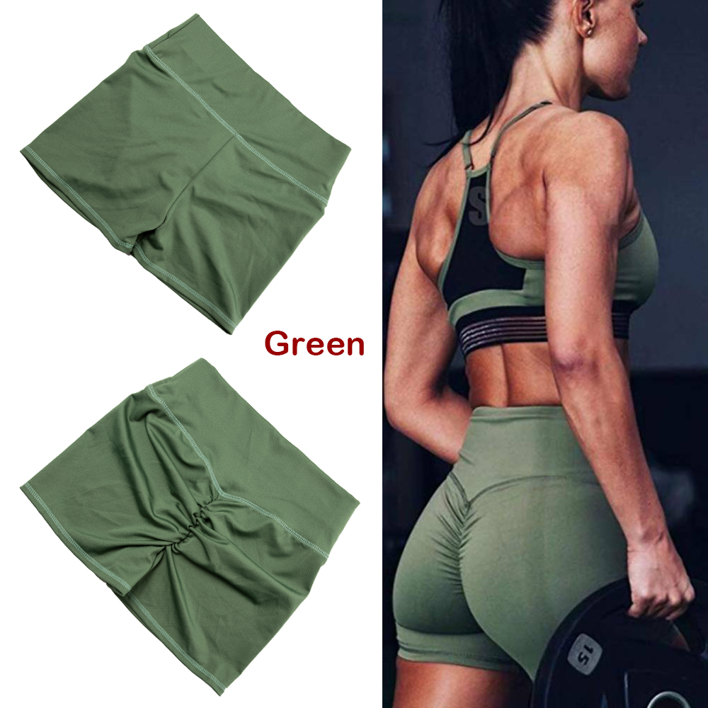 Closeout DealsLingerie Booty Short Sexy Sports Running Women Gym Spandex Outfit Lounge Hot-Costume×