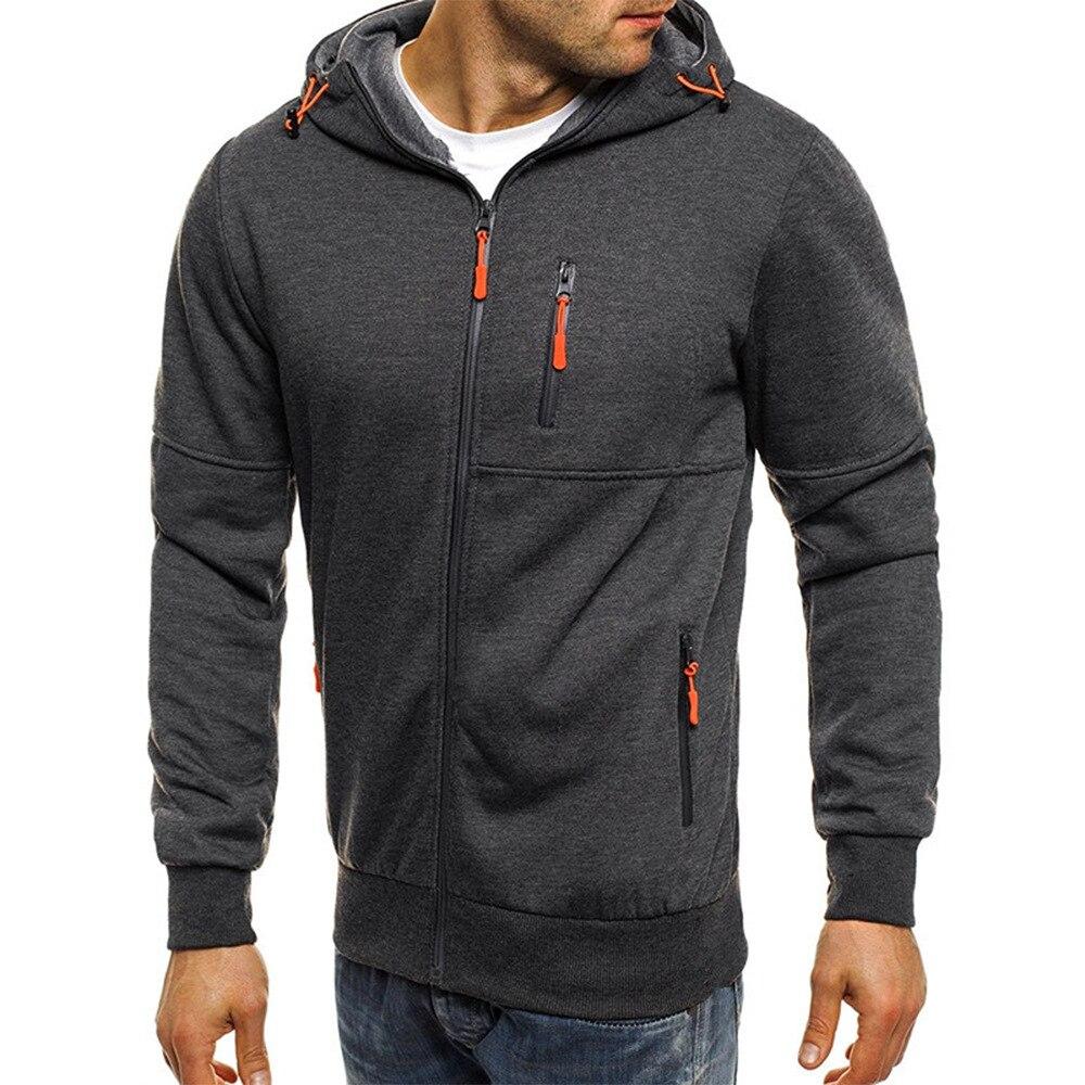 Image 5 - Jordan 23 Print Mens Hoodies Hot Sale Autumn Jacket Zipper Sweatshirt Hip Hop Fashion Streetwear Fitness Sport Outdoor TracksuitHoodies & Sweatshirts   -