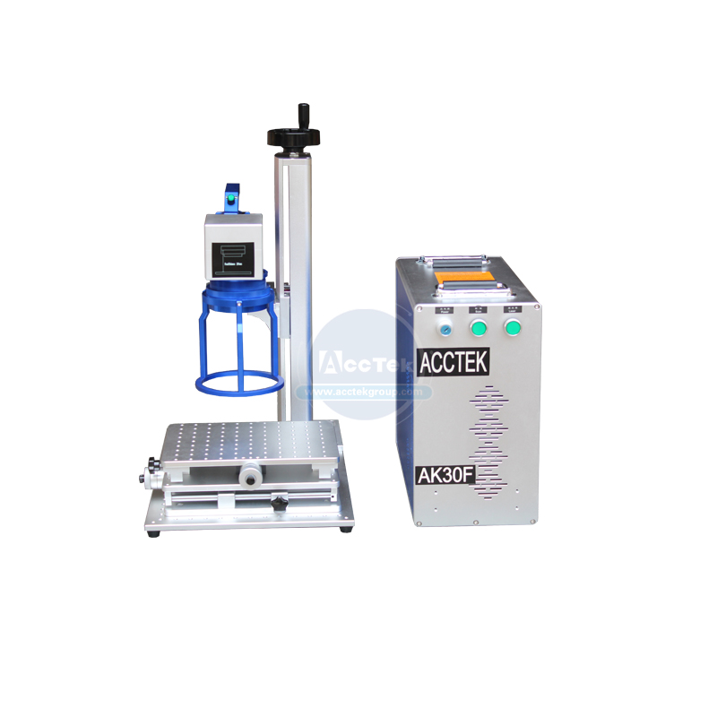 Portable And Handheld Fiber Laser Marking Machine On Tyre Fiber Laser Marker Tyre Truck Tire With CE FDA Approval