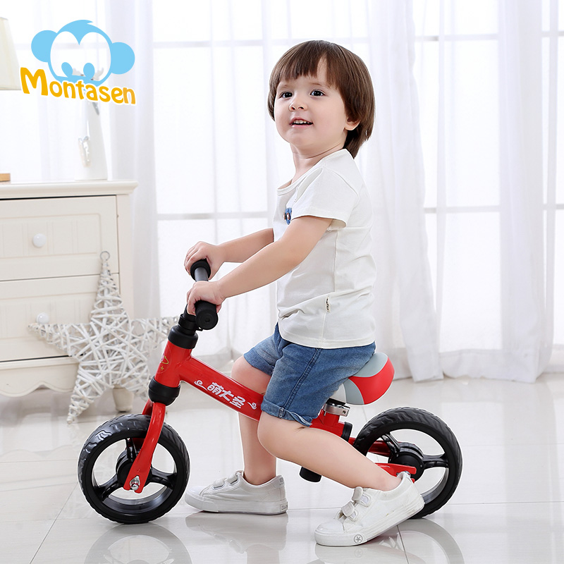 High Carbon Children Balance Bike Walker Kids Ride on Toy Gift for 1 5 3Years Children Innrech Market.com