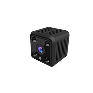 Image 2 - Mini caméra de Surveillance de batterie IP WIFI HD 1080P, dispositif de sécurité domestique sans fil, avec capteur, Vision nocturne infrarouge