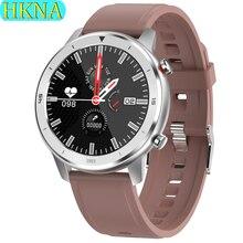 New DT78 2020 Smart Watch Men Women Sport Fitness Tracker Full Touch IP68 Waterproof Heart Rate Smart Bracelet Android Watches