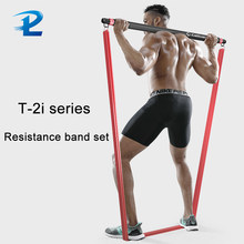 Equipamento de exercício equipamentos de treino personalidade ginásio banda de resistência bandas elásticas fitness com treinamento de força