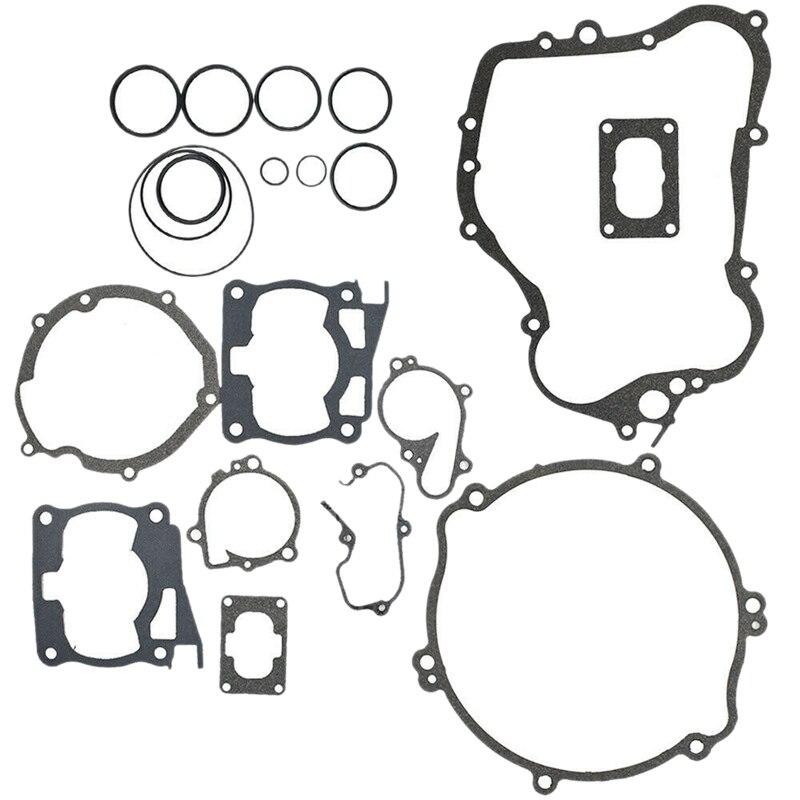 KKmoon Full Complete Engine Gasket Kit Set for Yamaha YZ125 YZ 125 1994-2002 P GS29