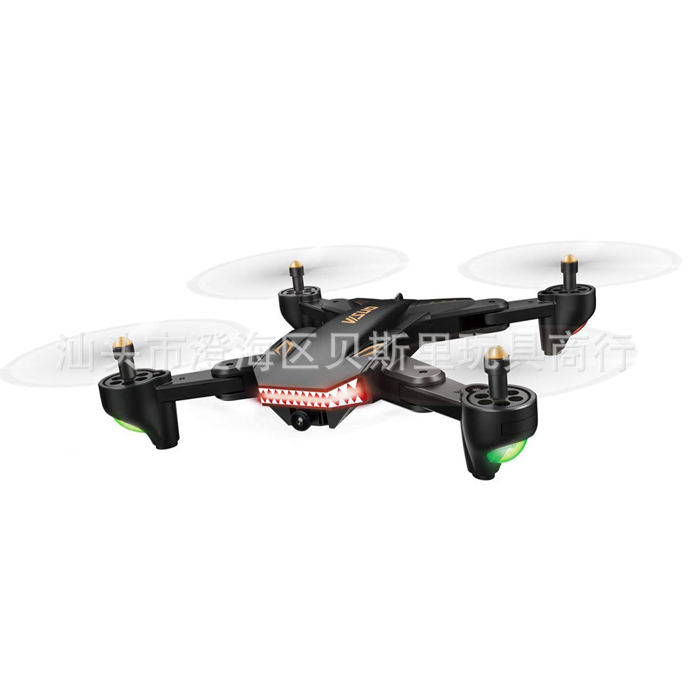 New Products Upgraded Xs809s Quadcopter Folding Set High WiFi Image Transmission Aerial Photography Remote-controlled Unmanned V