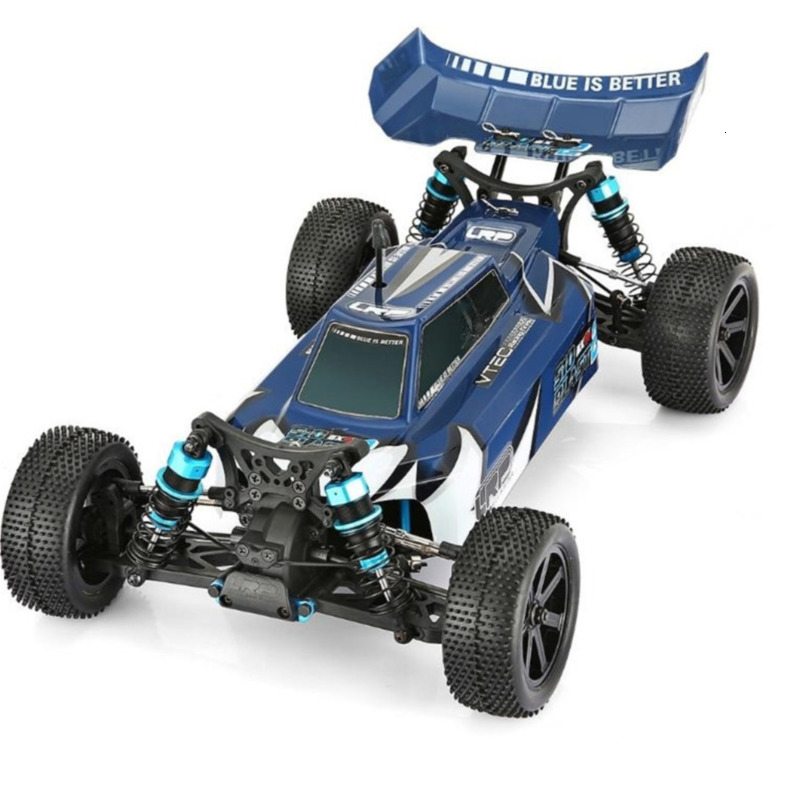 LRP S10 BX BL Blast 2  Not Include Electric Off-Road Buggy Cars Frame  Suspension Tyre Kit RC  Part DIY Toys