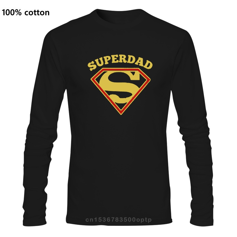 Hommes T-Shirt Super papa chemise Super héros papa chemise T-Shirt femmes T-Shirt t-shirts haut
