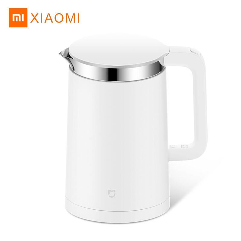 XIAOMI MIJIA Electric Kettle Smart Constant Temperature Control Kitchen Appliances Water Kettle 1.5L Thermal Insulation Teapot