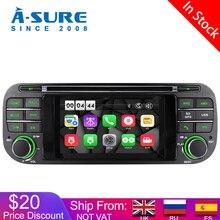 A-Sure Car Multimedia 4.3?? AutoRadio DVD Player GPS Navigation BT RDS For Jeep Grand Cherokee Wrangler Libert Sebring Chrysler