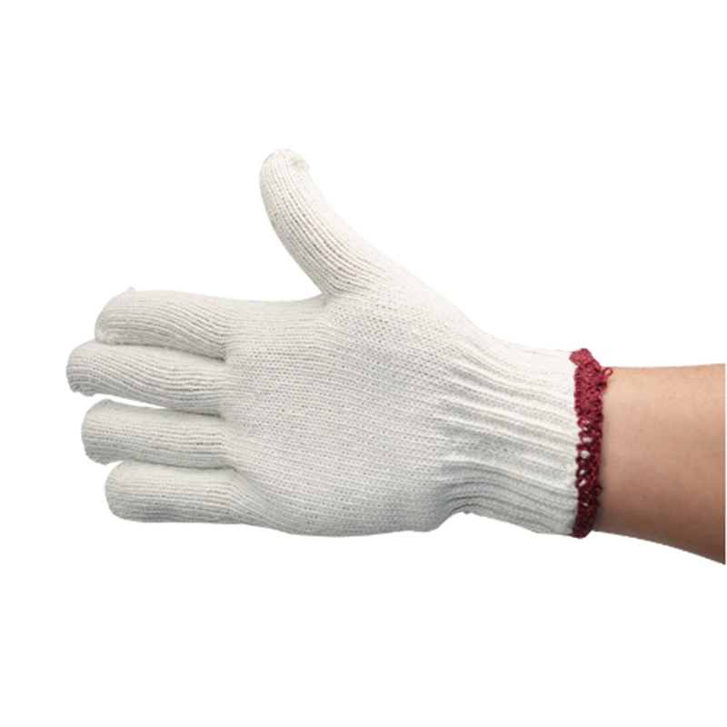 Gloves, work gloves resistant cotton yarn in the protective gloves labor protection more flexible 24 pairs