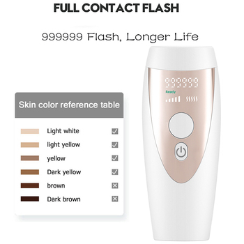 Лазерный эпилятор FIEEZOE  Hair Removal A01 3