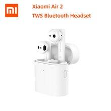Nuevo Xiaomi 2 TWS auriculares Bluetooth Control inteligente Eeadphones LHDC Tap Control Dual MIC ENC inalámbrica Eeadphones
