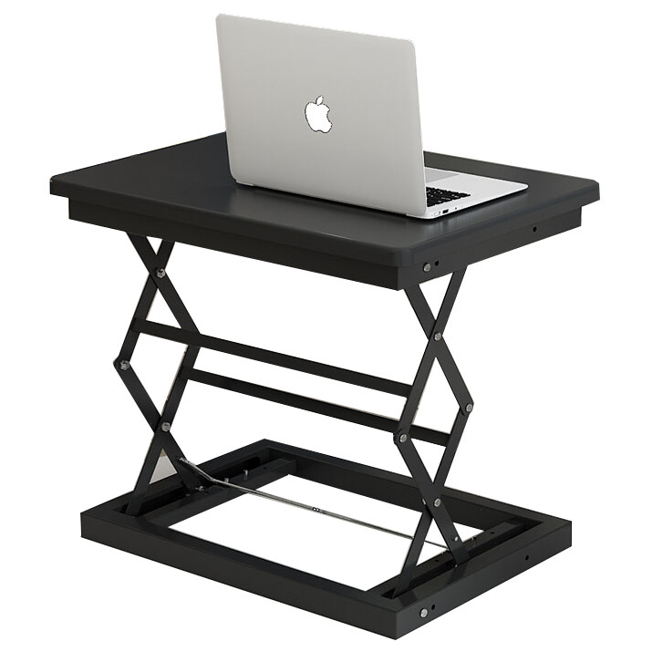 Standing Folding Lifting Table Saves Space Lazy Person Moving Desk Bed Laptop  Bedside