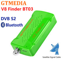 GTmedia V8 Finder BT03 Support Android IOS Satellite Finder DVB-S2 Better than satlink ws-6933 ws6906(China)
