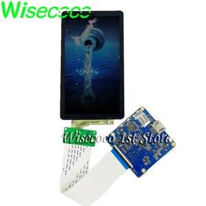 Wisecoco 5,5 pulgadas 4k pantalla Lcd 3d impresora de pantalla de 2160x3840 UHD con Hdmi a Mipi Placa de controlador + protector de vidrio película