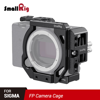 SmallRig DSLR Camer Cage FP Modular Cage for SIGMA fp With HDMI and USB Cables Clamps on the Left Side 2712