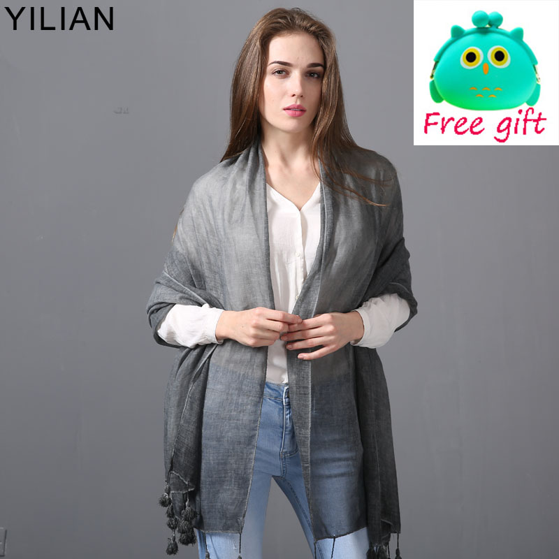 YILIAN Brand New Women Personalitate moda eșarfă Secțiune de - Accesorii pentru haine