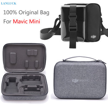цена на Original for DJI Mavic Mini Mavic Air 2 Drone Storage Bag Shoulder Bag Carrying Case for DJI OSMO Pocket Osmo Action Accessories