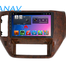 Radio multimedia con GPS para coche, Radio con reproductor, Android 10,0, pantalla táctil, DVD