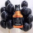 1pc Whiskey bottle c...