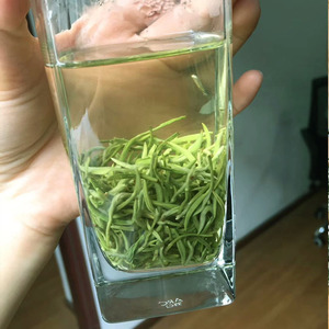 Image 4 - 2020 Chinese Bi luo chun Green Tea Real Organic New Early Spring Green Tea for Weight Loss Health Care