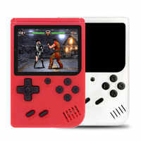2019 Hot Console Gamepad 400 In 1 Games 8-Bit Video Game Console 3.0 LCD Screen Retro Handheld Nes Game Player TV Out Function