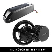 Flash Deal Bafang BBS02B 36V 500W Mid Drive Motor Bike Electric Bicycle Conversion Kits 8fun BBS02 44T/46T/48T/52T Central Engine 3