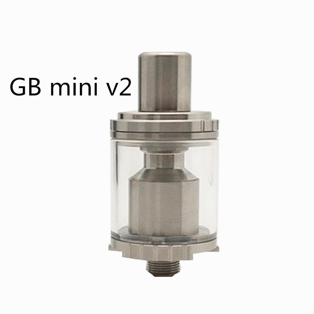Authentic YUHETEC GB Mini V2 RTA Rebuildable Tank DIY Atomizer 3.5ML VS Goblin Mini V2 RTA