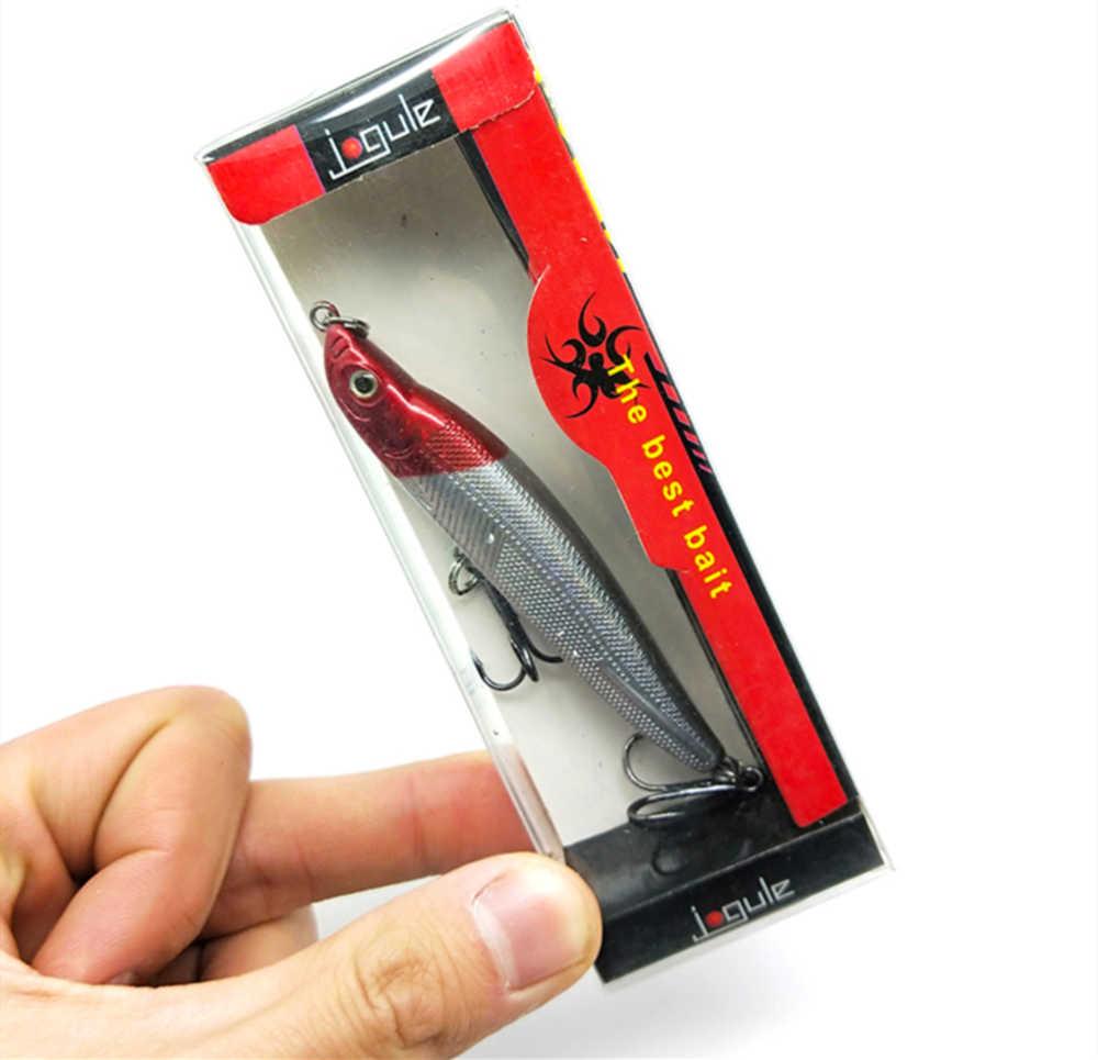 Новое поступление, искусственная приманка 80 мм, 11 г, рыболовные приманки, карандаш для рыбалки, Тонущая приманка-карандаш
