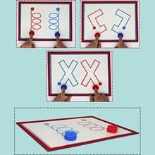 Caneta pista pensando kit de treinamento crianças esquerda direita ferramenta desenvolvimento do cérebro brinquedo