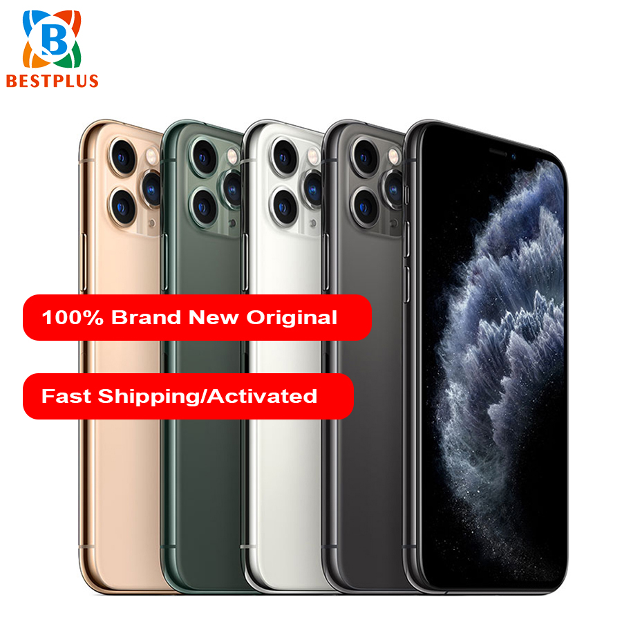Brand New Apple iphone 11 pro max A2218 Mobile Phone 6.5