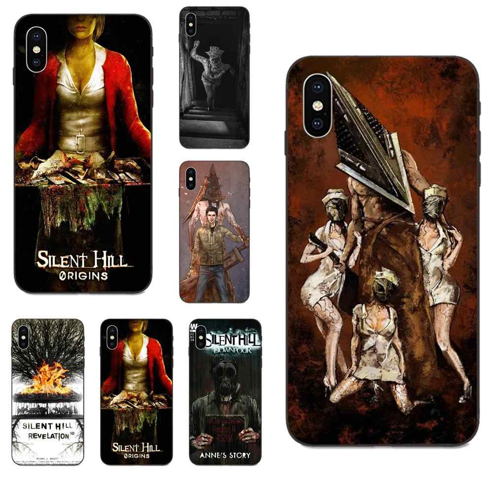 coque iphone 8 silent hill 2