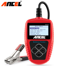 Car-Battery-Tester Ancel Ba101 12V 100-2000CCA Multi-Languages 220AH