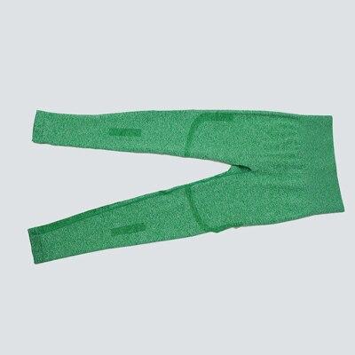 Green Yoga Pants