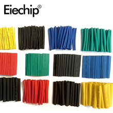 280/150pcs Color heat shrink tubing Shrink wrapping Insulation Sleeving Polyolefin 2:1 Shrinking Assorted Wire Cable kit